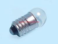 圓頭燈泡-30V/1W-E10
