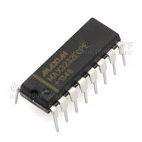 MAX3232ECPE+