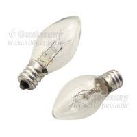 蠟燭燈泡-120V/2W-E12