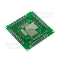 QFP44-144-0.5-DIP-轉接板