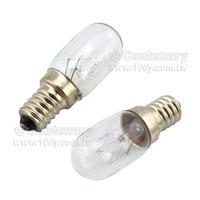 橢圓燈泡-220V/15W-E14