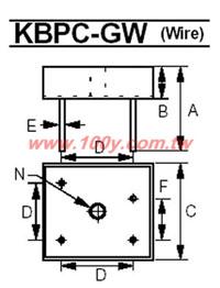 KBPC1504W