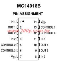 MC14016B