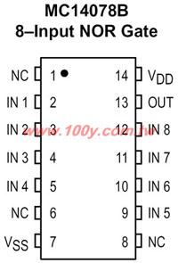 MC14078B