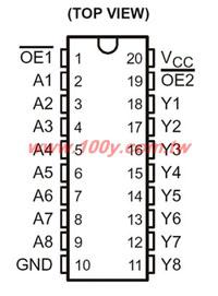 MC74HC540AN