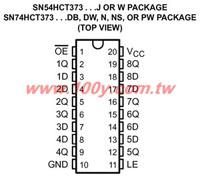 SN74HCT373D