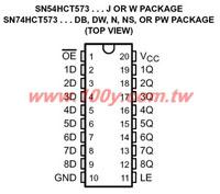 SN74HCT573D