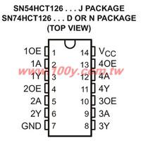 SN74HCT126D