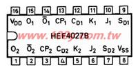 HEF4027BTD