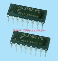 74LS502PC