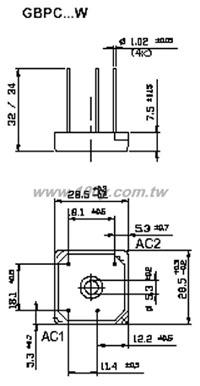 GBPC2510W