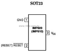 IMP809TEUR-T