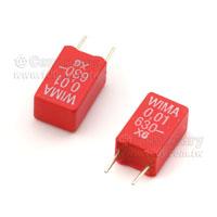 MKP2-0.22uF/100V-5mm