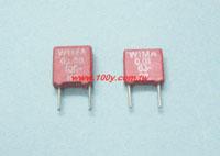 MKP2-1.0uF/100V-5mm