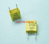 FKP2-4700pF/100V-5mm
