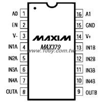 MAX379CPE