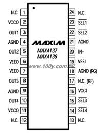 MAX4137EWG