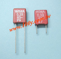 MKS2-0.33uF/50V-5mm