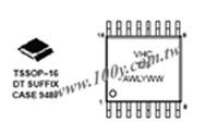 MC74VHC139DT