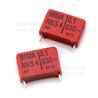 MKS4-15uF/63V-27.5mm