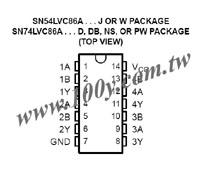 SN74LVC86ADBR