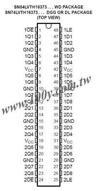 SN74LVTH16373DLR