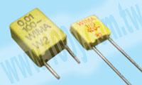FKM2-100pF/400V-5mm