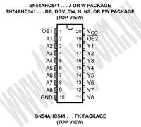 SN74AHC541DW