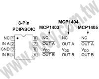 MCP1403-E/SN