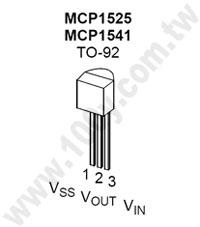 MCP1525-I/TO