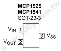 MCP1525T-I/TT
