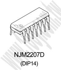 NJM2207D