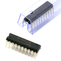 HD74HC573P