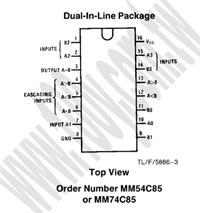 MM74C85N
