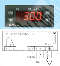 IC912/H-PT100-230V