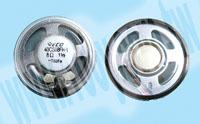 圓型內磁式喇叭-1W-8Ω-40mm
