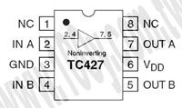 TC427MJA