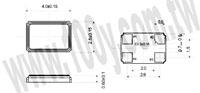 NX4025DA-15.360000MHZ-B7