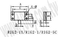 RIG2-1X-400W-100Ω±5%