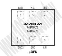 MAX6776LTA+