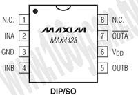 MAX4428ESA+
