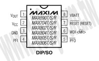 MAX704TESA+