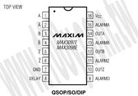 MAX3097ECSE+