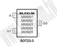 MAX6005EUR+