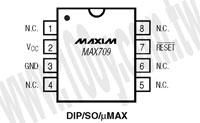 MAX709LCSA-T