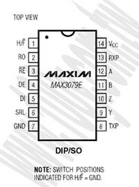 MAX3079EESD+