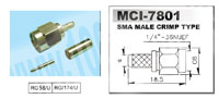 MCI-7801B-RG174-玲��