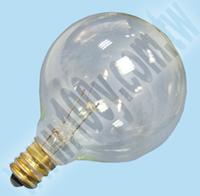 球型燈泡-120V/7W-E12