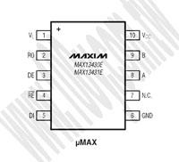 MAX13431EEUB+