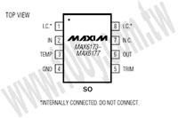 MAX6173BASA+